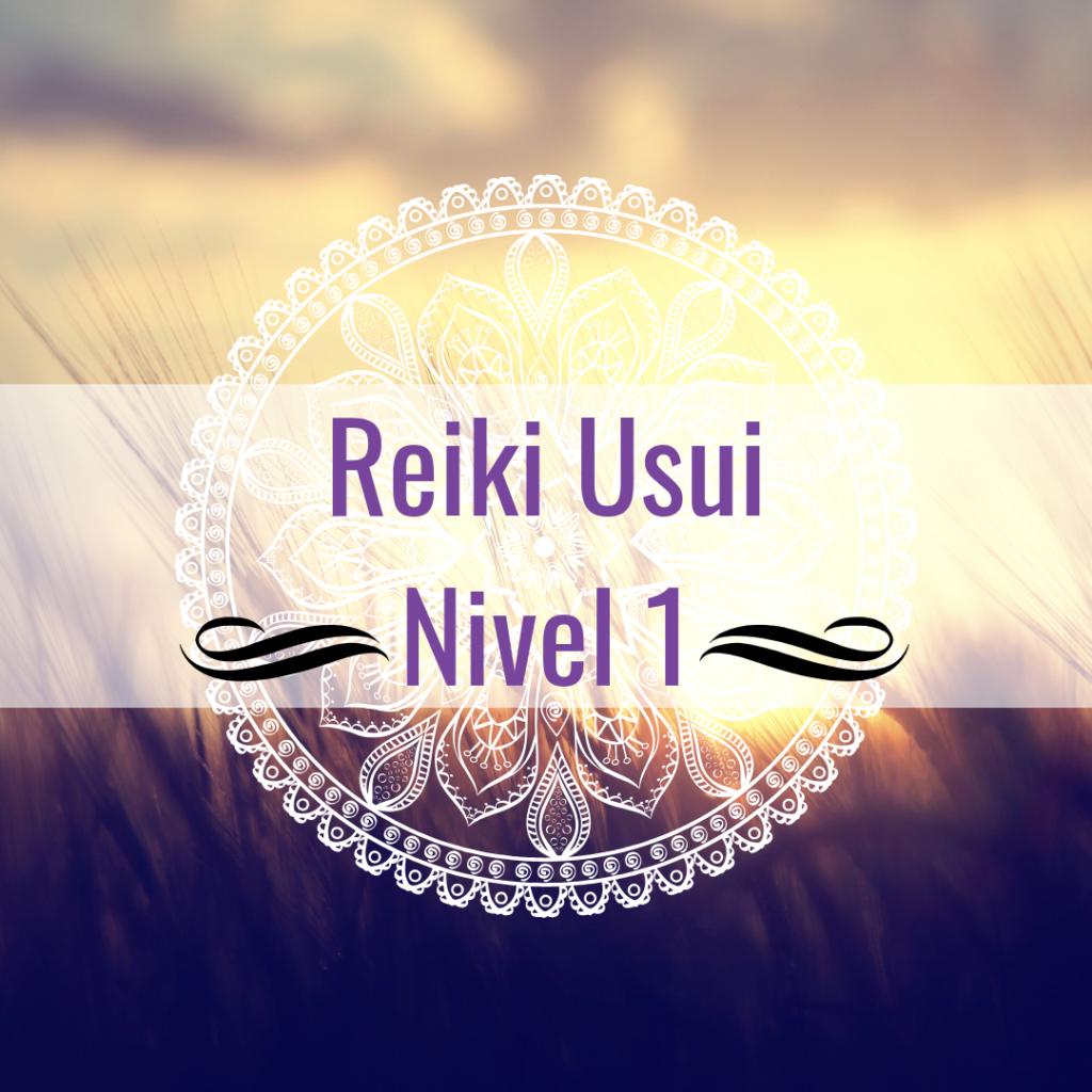 Curso de Reiki: Nivel I