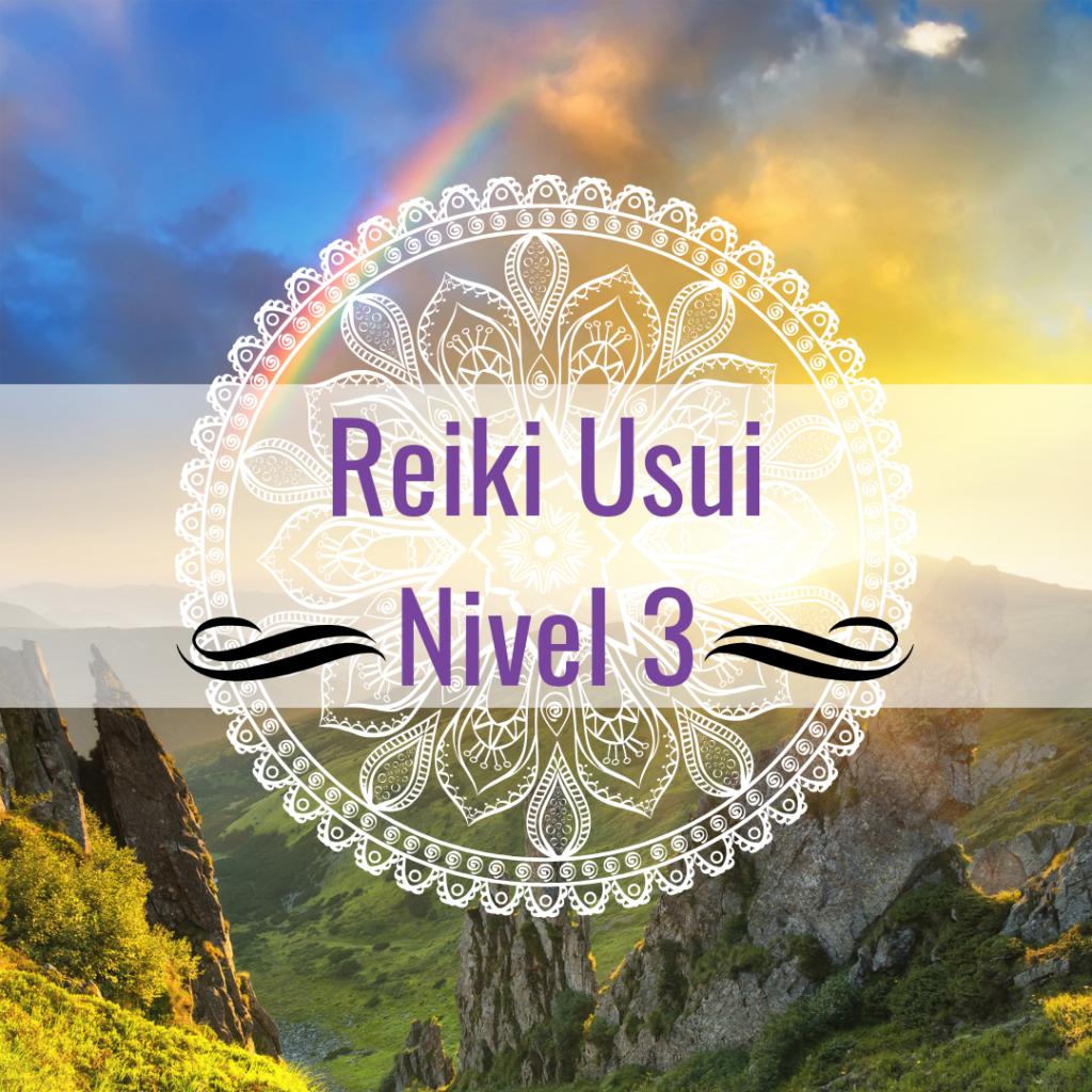 Curso de Reiki: Nivel III